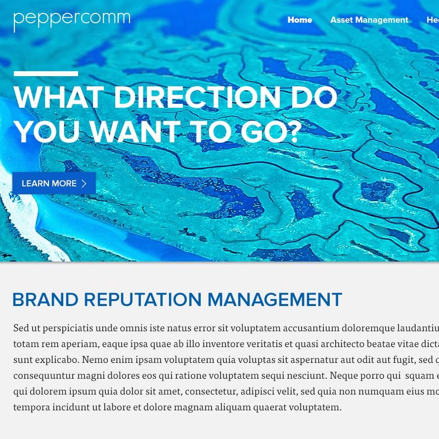 peppercomm hedge fund bumper