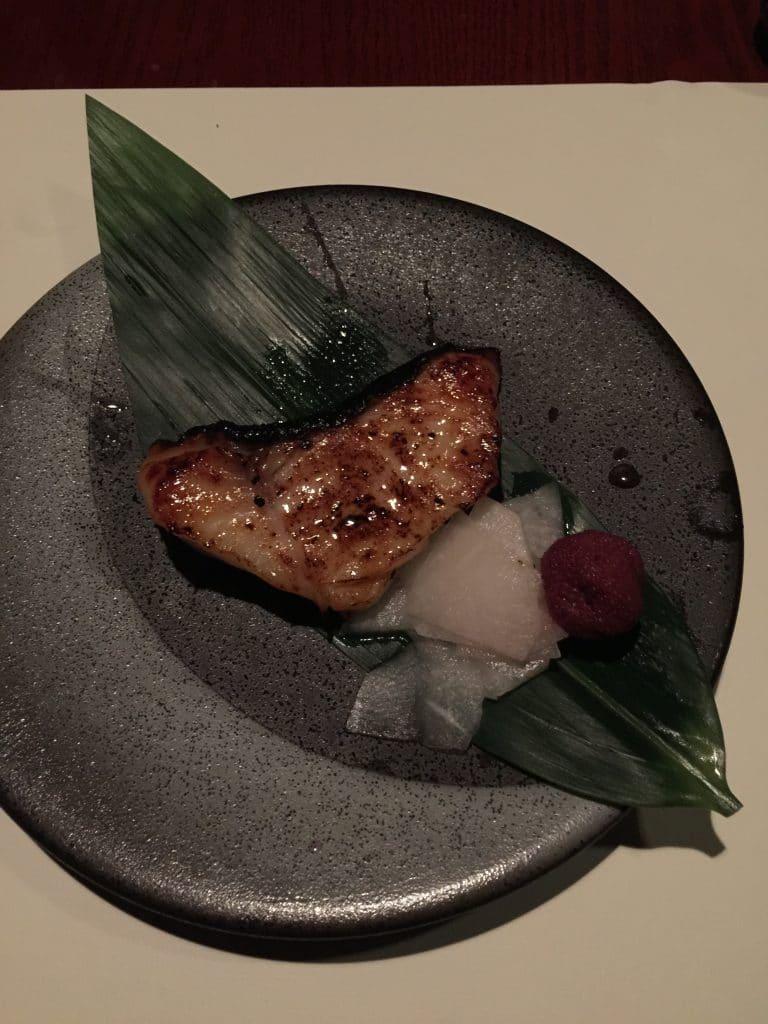 valentines omakase zenkichi fish 3