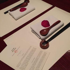zenkichi valentines omakase menu