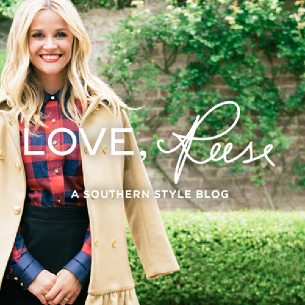 Love Reese – Draper James – A Southern Style Blog
