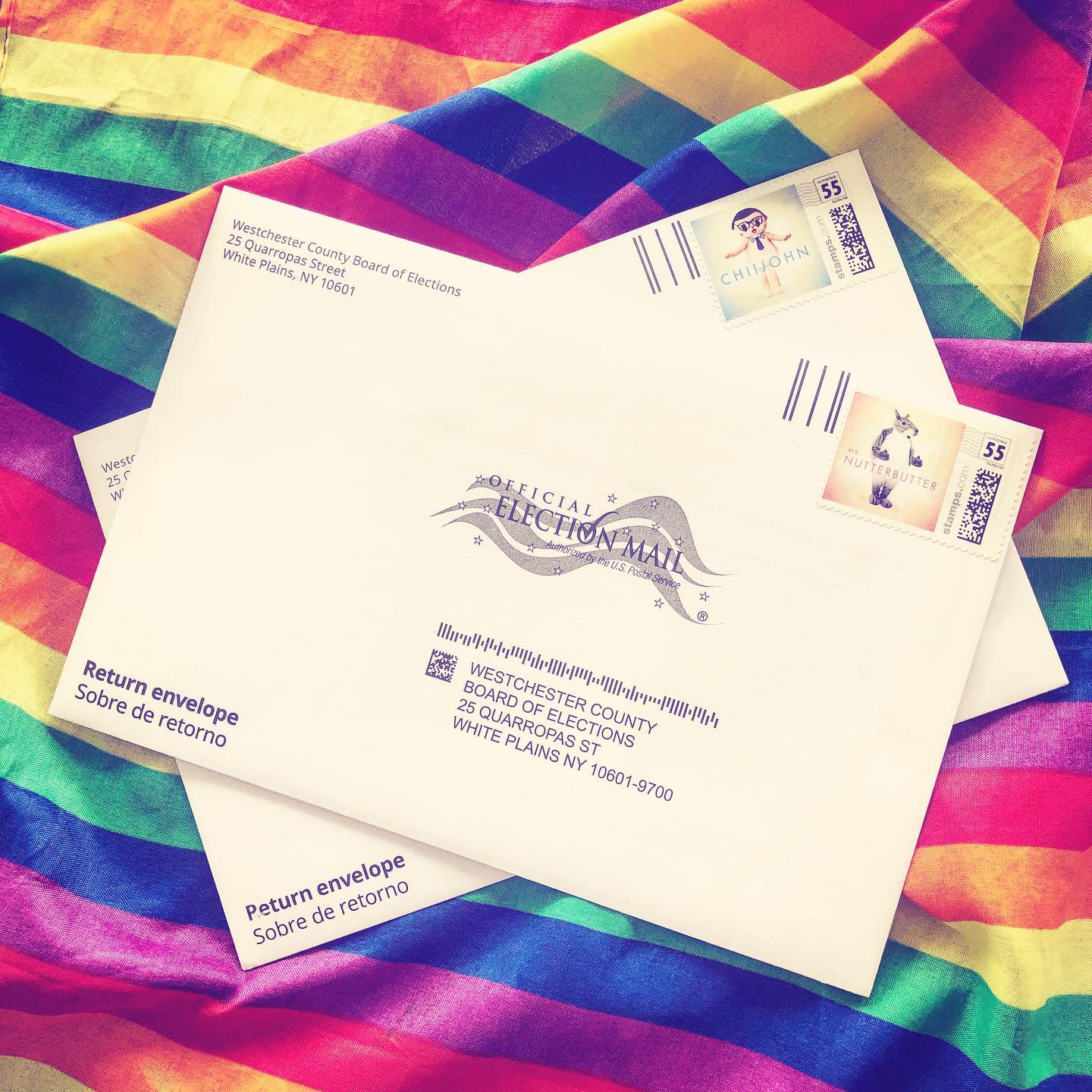 vote 2020 absentee ballot mail in